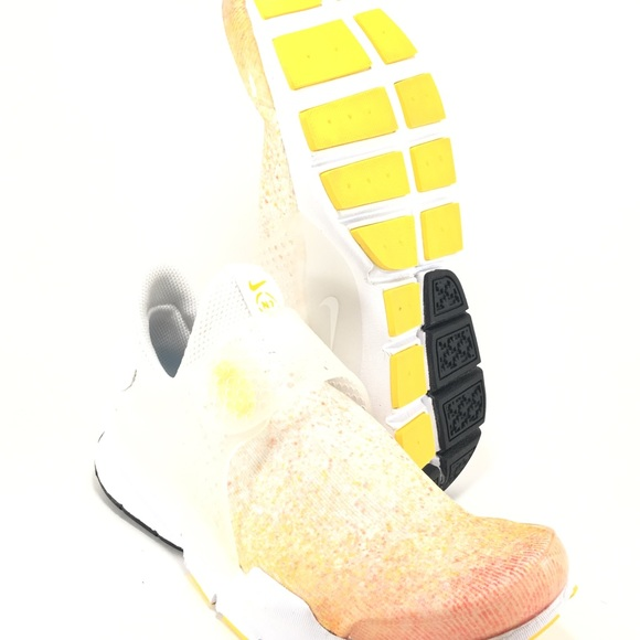 buy online 8a9b3 d158d Nike Sock Dart GPX N7 Shoes Sunset Glow RARE